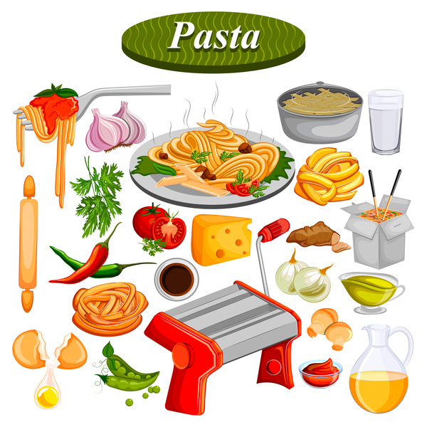 Food and Spice ingredient for Pasta