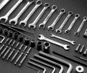 tool kit Stock Photo 02