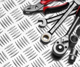 tool kit Stock Photo 06