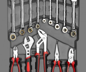 tool kit Stock Photo 10