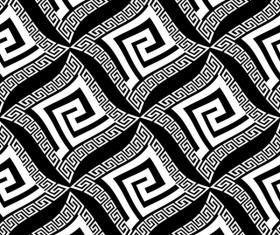 Abstract classical pattern seamless vector 01