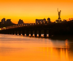 Beautiful city Ukraine Stock Photo 04