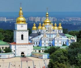 Beautiful city Ukraine Stock Photo 10