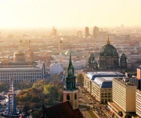 Beautiful city of Berlin Stock Photo 08