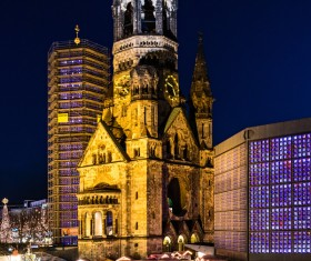 Beautiful city of Berlin Stock Photo 11