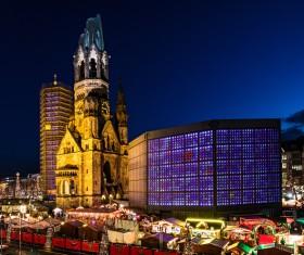 Beautiful city of Berlin Stock Photo 12