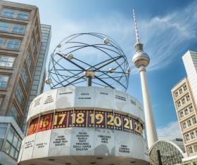 Beautiful city of Berlin Stock Photo 14