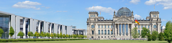 Beautiful city of Berlin Stock Photo 16