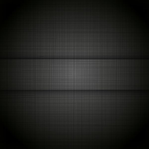 Black carbon fiber textures background vector