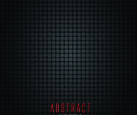Black weave abstract vectors background