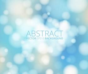 Blue blurs background vector design
