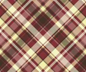 Brown check plaid seamless pixel fabric texture vector
