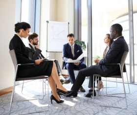 Business Meeting Stock Photo 02
