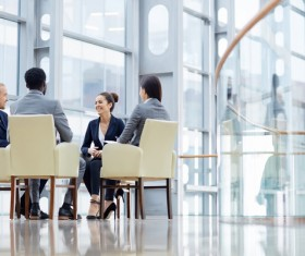 Business Meeting Stock Photo 03