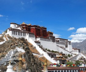 China Potala Palace in Tibet HD picture 01