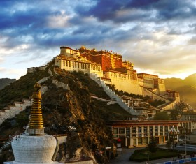 China Potala Palace in Tibet HD picture 02