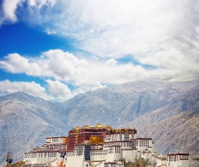 China Potala Palace in Tibet HD picture 04