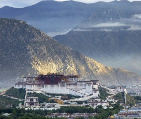 China Potala Palace in Tibet HD picture 05