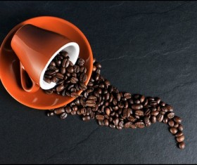 Coffee beans HD picture