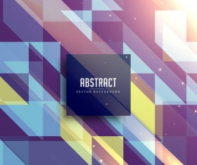 Colorful geometry background abstract vector 04