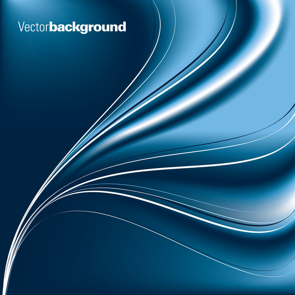 Dark blue abstract background vectors