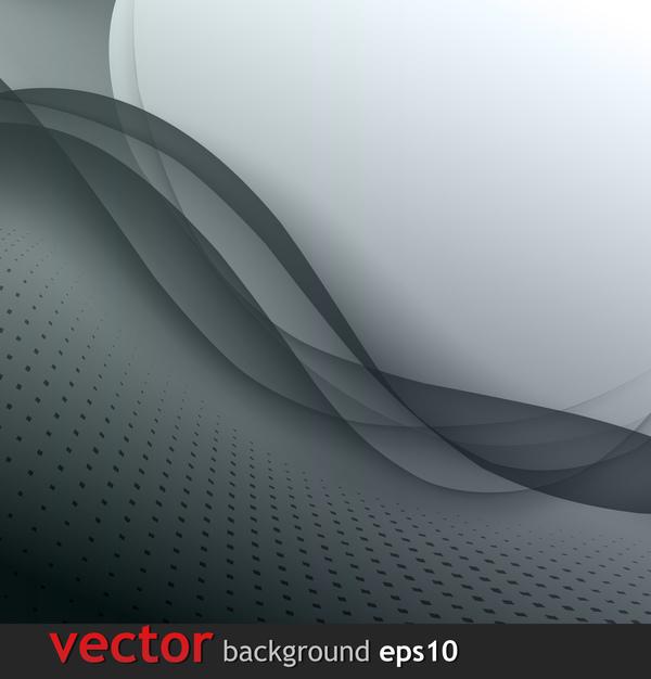 Dark gray abstract background vector - Vector Abstract, Vector ...