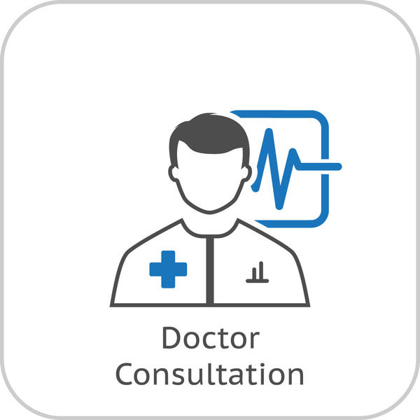 Doctor Consultation icon