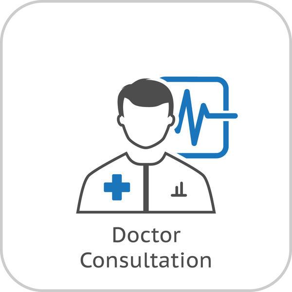 Doctor Consultation icon