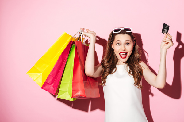 Image result for woman shoping