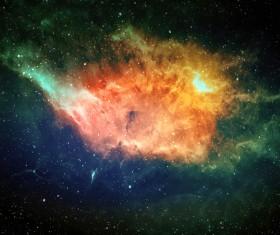 Fantasy beautiful space nebula Stock Photo 25