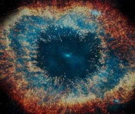 Fantasy beautiful space nebula Stock Photo 29