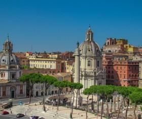 Fashion capital of Italy Stock Photo 07