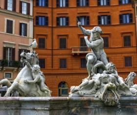 Fashion capital of Italy Stock Photo 11