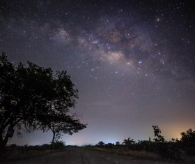 HD picture The night sky 04