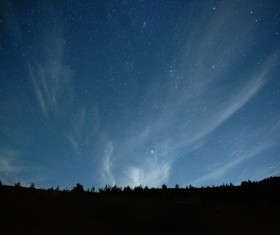 HD picture The night sky 06