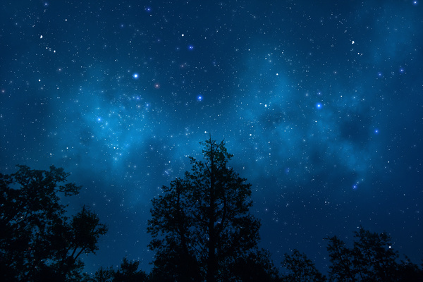 HD picture The night sky 07