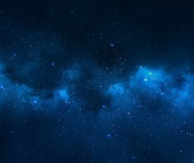 HD picture The night sky 08