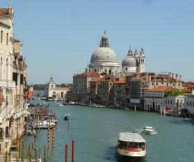 Italian tourist attractions Stock Photo 04