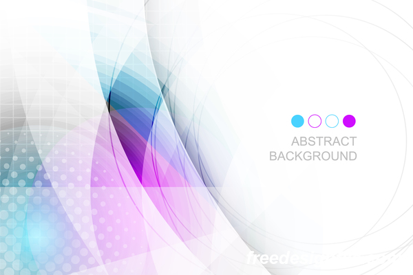 Light color abstract vector background 02
