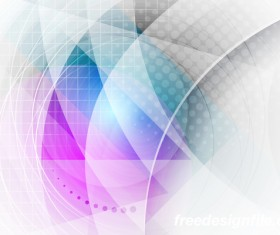 Light color abstract vector background 04