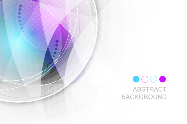 Light color abstract vector background 05