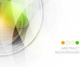 Light color abstract vector background 06