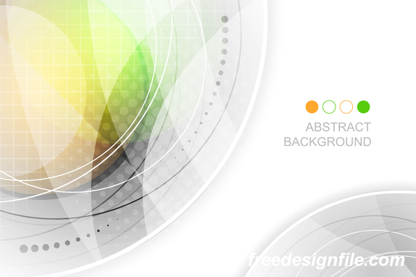 Light color abstract vector background 08