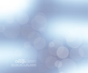 Light color bokeh vector backgrounds 01