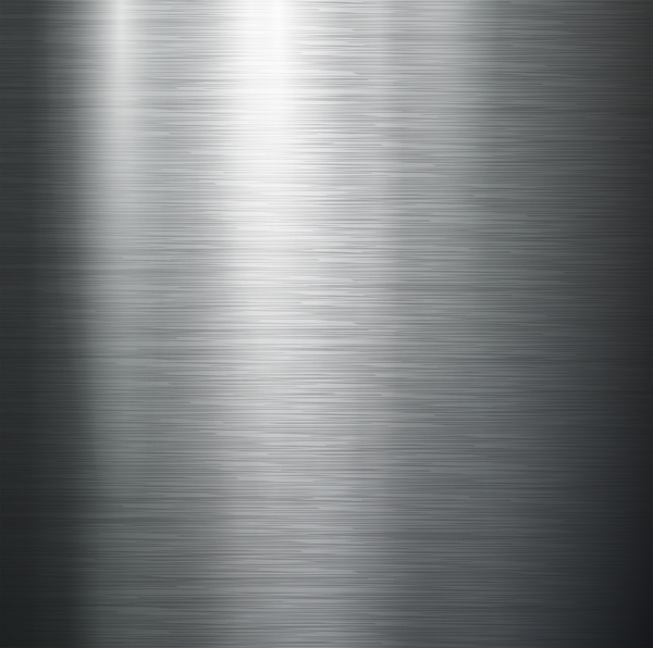 Metal texture background material vector
