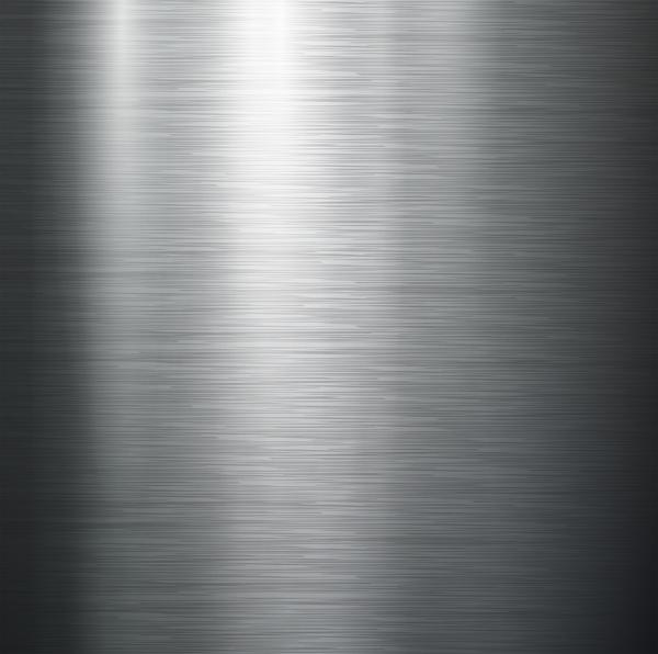 Metal texture background material vector