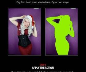 Meteora Photoshop Action