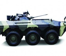 Military armored vehicles HD picture