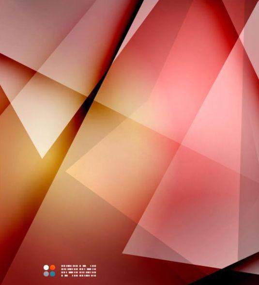Modern background wine red vector