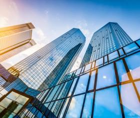 Modern urban high-rise Stock Photo